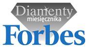 logotyp Diamenty miesięcznika Forbes